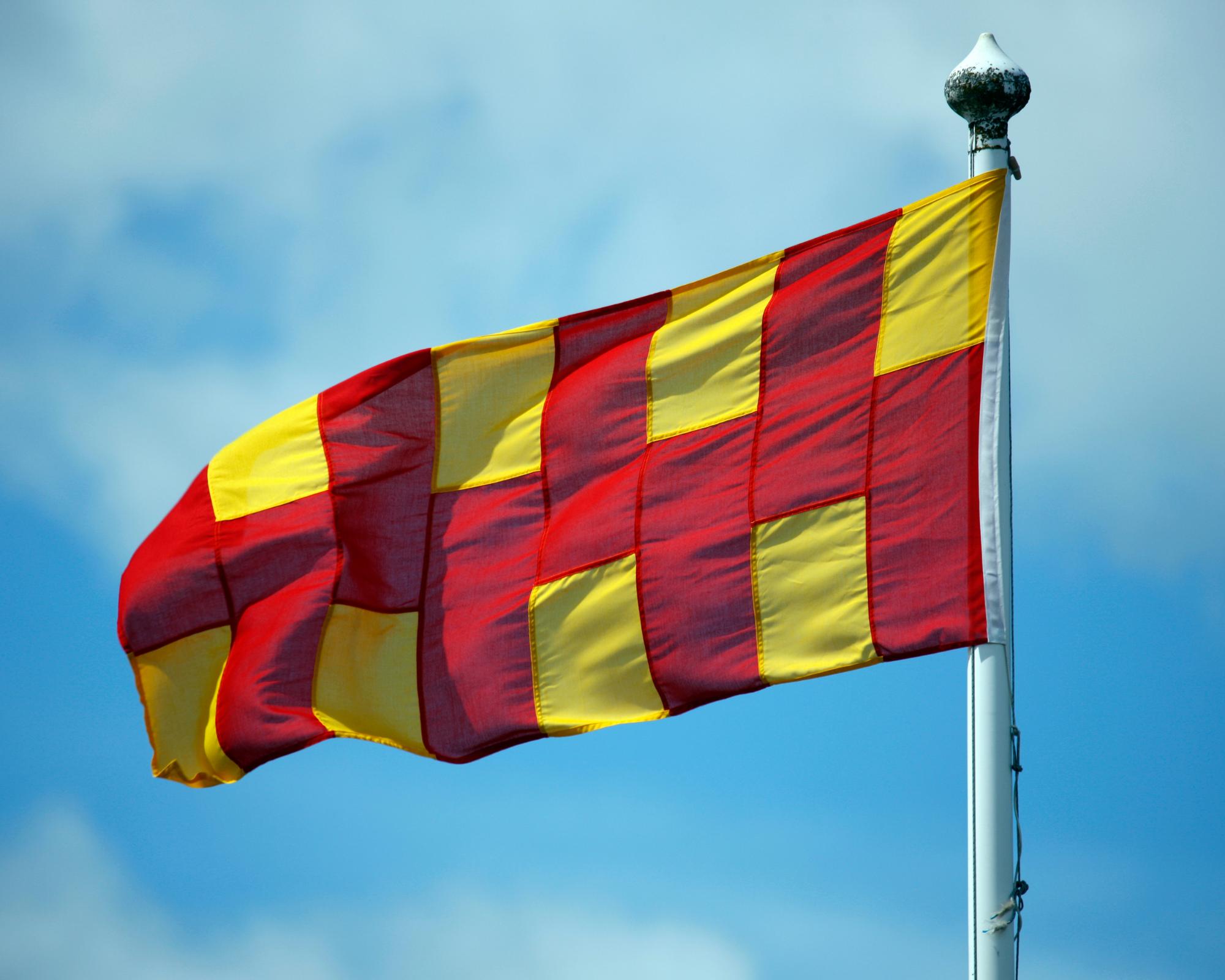 Northumberland flag