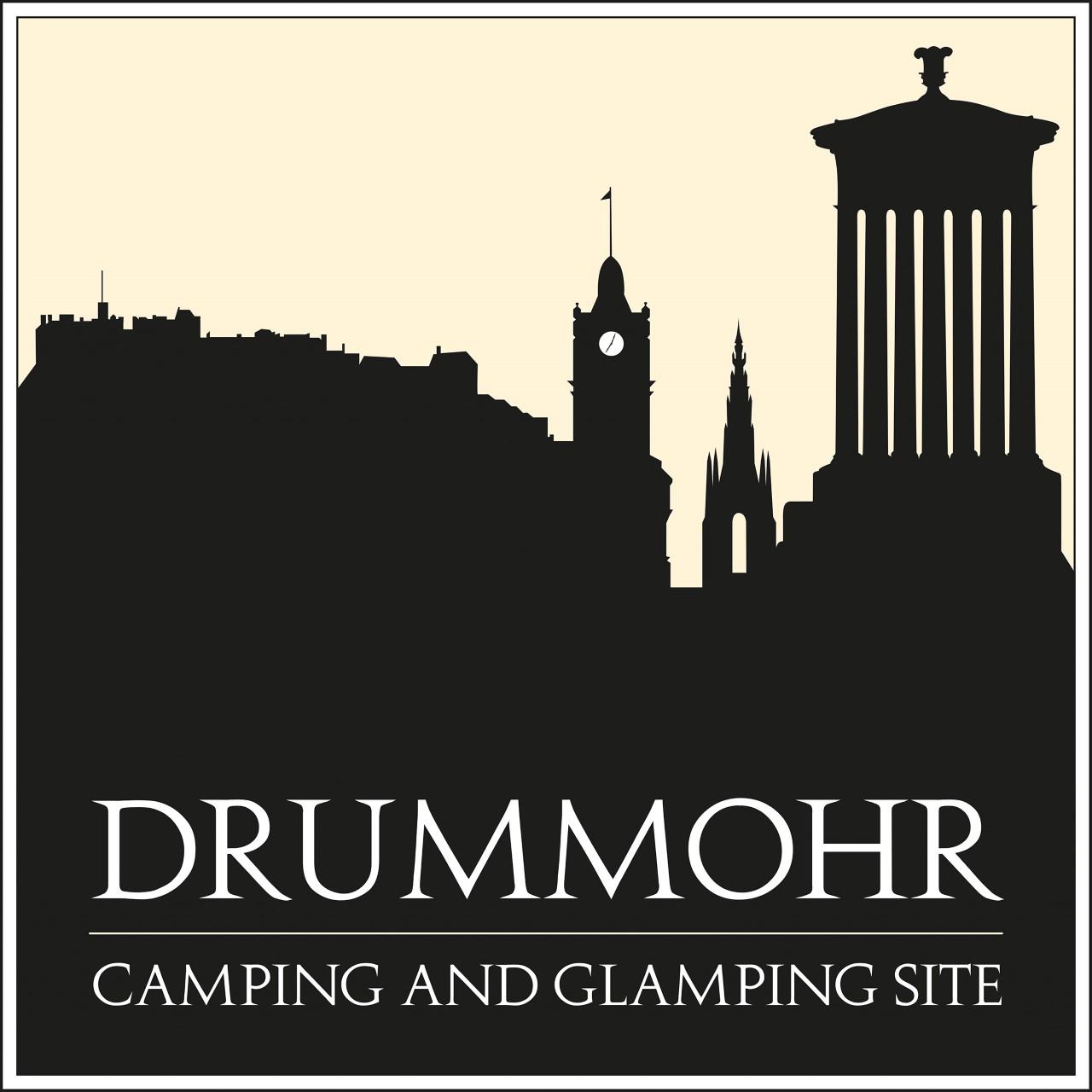 Drummohr campsite in scotland