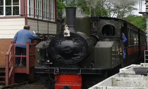 The South Tynedale Light Railway