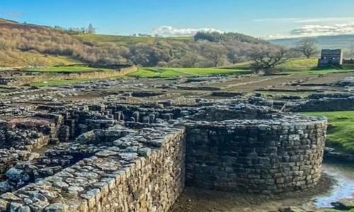 Vindolanda Roman Fort