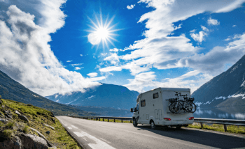 Motorhome shows and events