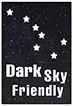 dark sky friendly logo